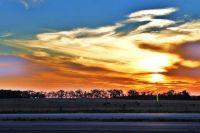 Walter's sunset