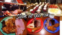 Golden Corral: Steak All You Can
