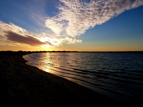 South Cape Beach Sunset