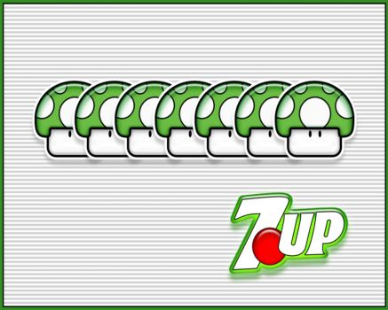 7-up Mushrooms