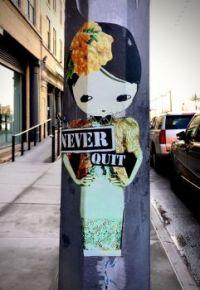 Never Quit, New York City