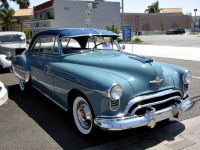 1950 Oldsmobile Coupe Rocket 88