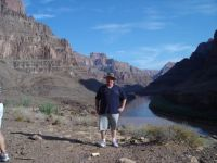 The Colorado River - Grand Canyon