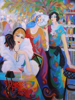 Isaac Maimon- Ladies Chillaxing