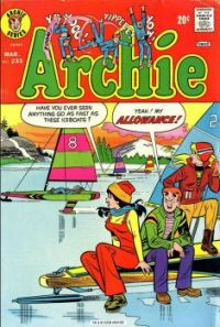 Archie: On The Ice