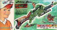 JOHNNY SEVEN OMA TOY GUN
