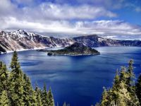Crater Lake Nation Park