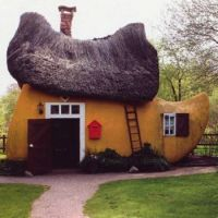 Shoe House, The Netherlands