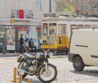 Street scene, Lisbon