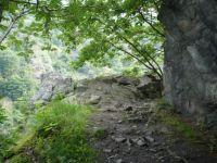 Cesta nad přehradou