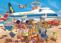 WASGIJ Plane Crazy1 Happy Holidays