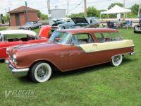 1955 Pontiac Starchief Custom Safari