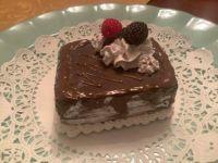 Faux Fancy Cake