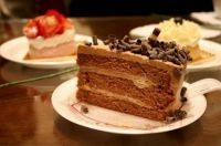 Chocolate & Coffeecream Cake