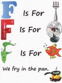 F is for ...