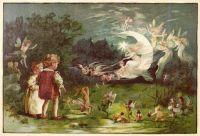 Victorian Fairy Tale art