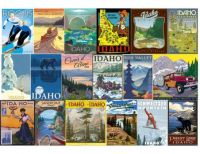 Idaho Travel Posters 1