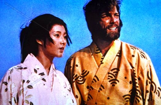 SHOGUN - TV - RICHARD CHAMBERLAIN & JERRY LONDON