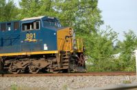 CSX Laurel Co. Ky