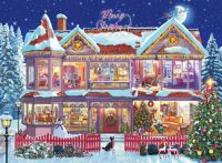 Christmas House (medium)