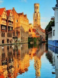 Brugge, Belgium...