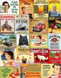 Vintage Advertising (596)