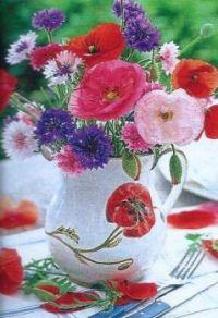 Summer Bliss Summer Bouquets