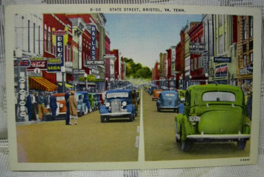 Vintage 25 - Main St. USA