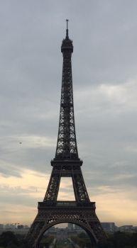 Paris Landmarks - Eiffel Tower