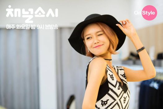 Onstyle Channel SNSD - SOOYOUNG 1