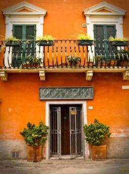 Balcony ~ Italy