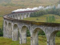 Bridges 2-Glenfinnan Viaduct, Loch Shiel, West Highlands, Scotland