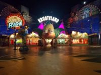 Krustyland Universal Studios Hollywood