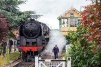 92203 'Black Prince', Sheringham, North Norfolk