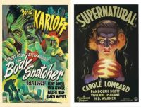 Body Snatcher ~ 1945 and Supernatural ~ 1933