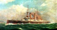 Chilean Battleship Libertad