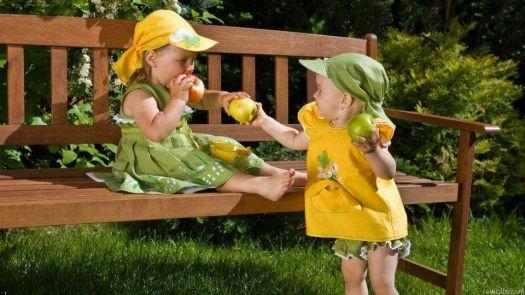 Le partage entre amies