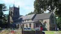 St Michaels Church Alfreton. Derbyshire
