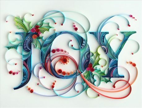 Quilled by Yulia Brodskaya
