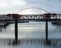Two Portland Bridges