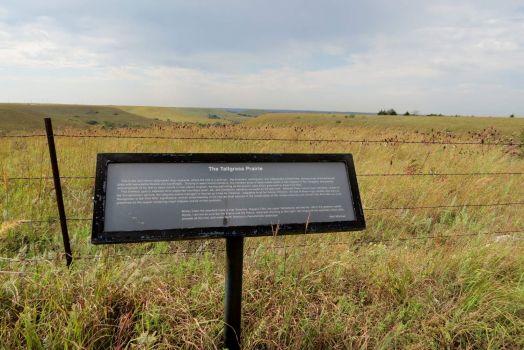 The Flint Hills Of Kansas--Heart Of The Tallgrass Prairie