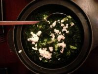 Palak Paneer - Spinach with Cottage Cheese