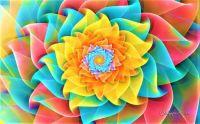 Auger Flower Spiral