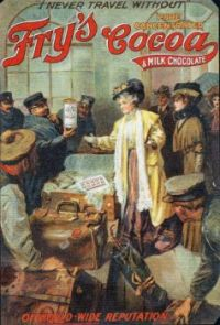 Fry's Cocoa {1} {Vintage Ads}