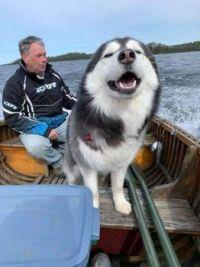 I Love Boat Rides.....