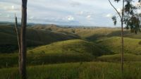 Hills in the afternoon