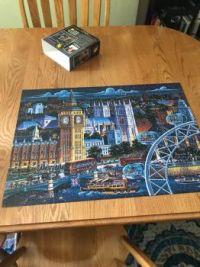 London puzzle 1000