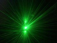 Lasers at Dunham Massey Hall, England