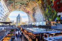 The Markthal - Rotterdam, Netherlands