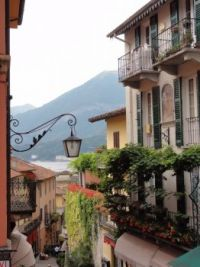Via de Serbelloni, Lago di Como